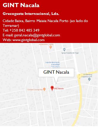 Nacala, Moçambique